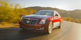 Research the 2008 Cadillac CTS