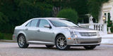 Research the 2005 Cadillac STS