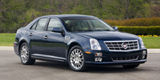 Research the 2008 Cadillac STS