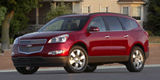Research the 2009 Chevrolet Traverse