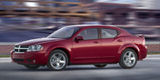 Dodge Avenger - Reviews / Specs / Pictures / Prices