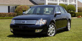 Research the 2009 Ford Taurus