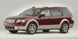 Ford Taurus X - Reviews / Specs / Pictures / Prices