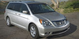 Research the 2009 Honda Odyssey
