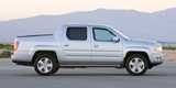 Research the 2009 Honda Ridgeline