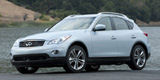 Research the 2011 Infiniti EX