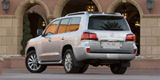2009 Lexus LX 570 - Review / Specs / Pictures / Prices
