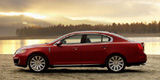 Lincoln MKS - Reviews / Specs / Pictures / Prices