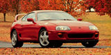 Research the 1995 Toyota Supra