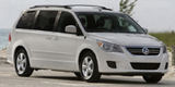 Research the 2009 Volkswagen Routan