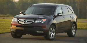 2008 Acura MDX Reviews / Specs / Pictures