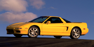1995 Acura NSX Reviews / Specs / Pictures