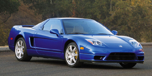 2002 Acura NSX Reviews / Specs / Pictures