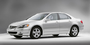 2005 Acura RL Reviews / Specs / Pictures