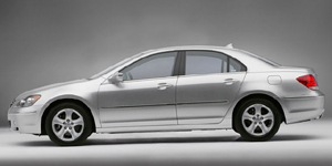 2007 Acura RL Reviews / Specs / Pictures