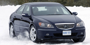 2008 Acura RL Reviews / Specs / Pictures