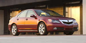 2009 Acura RL Reviews / Specs / Pictures