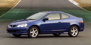 2002 Acura RSX Reviews / Specs / Pictures