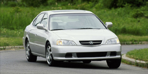 2001 Acura TL Reviews / Specs / Pictures