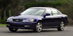 2002 Acura TL Reviews / Specs / Pictures