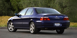 2003 Acura TL Reviews / Specs / Pictures