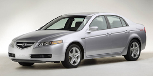 2004 Acura TL Reviews / Specs / Pictures