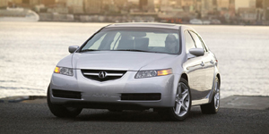 2006 Acura TL Reviews / Specs / Pictures