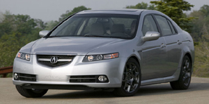 2007 Acura TL Reviews / Specs / Pictures