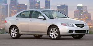 2004 Acura TSX Pictures