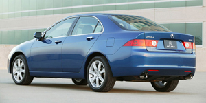 2005 Acura TSX Reviews / Specs / Pictures