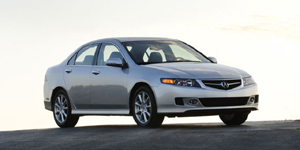 2006 Acura TSX Reviews / Specs / Pictures