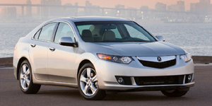 2009 Acura TSX Pictures