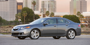 Acura TSX Reviews / Specs / Pictures
