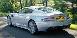 2009 Aston Martin DBS Reviews / Specs / Pictures