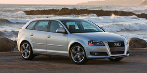 2009 Audi A3 Pictures