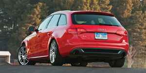 2011 Audi A4 Pictures