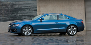 2009 Audi A5 Reviews / Specs / Pictures
