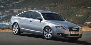 2005 Audi A6 Reviews / Specs / Pictures
