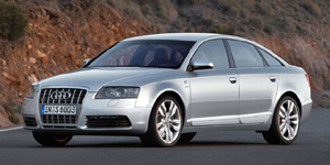 2007 Audi A6 Reviews / Specs / Pictures