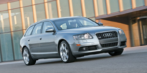 2008 Audi A6 Reviews / Specs / Pictures