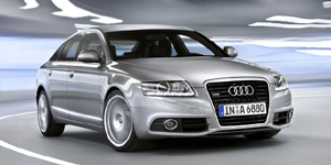 2009 Audi A6 Reviews / Specs / Pictures