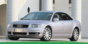 2004 Audi A8 Reviews / Specs / Pictures