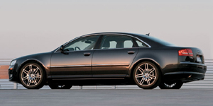 2008 Audi A8 Reviews / Specs / Pictures