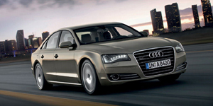 Audi A8 Reviews / Specs / Pictures