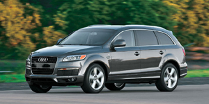 2008 Audi Q7 Reviews / Specs / Pictures