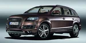 2010 Audi Q7 Reviews / Specs / Pictures