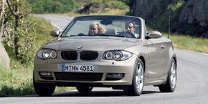 2010 BMW 1-Series Pictures