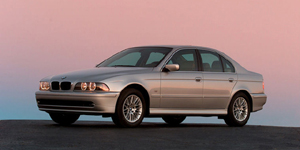 2002 BMW 5-Series Pictures