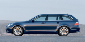 2008 BMW 5-Series Reviews / Specs / Pictures