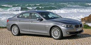 2011 BMW 5-Series Pictures